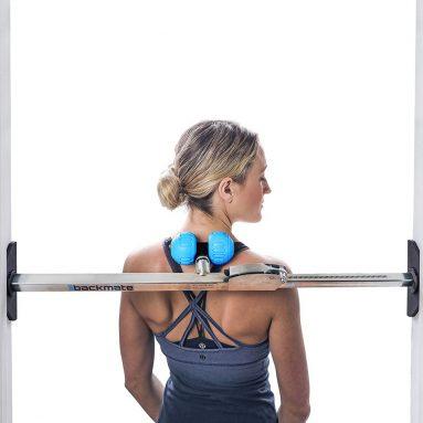 The Doorway Adjustable Roller Massager