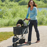 The Foldaway Pet Stroller And Carrier