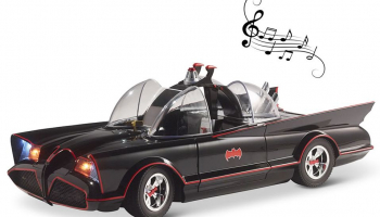 The Classic Batmobile Speaker