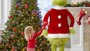 The Life Size Animated Grinch