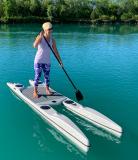 The Catamaran Paddle Board