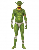 Morphsuits Morph Jaw Dropr Green Child