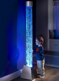 The 6′ Light Show Bubble Aquarium