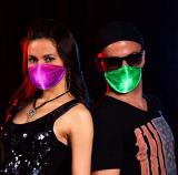 LED Light up Mask Luminous Glowing Masks