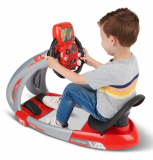 The Children's Race Car Simulator