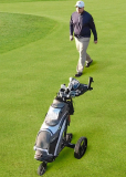 The Remote Controlled Golf Caddy