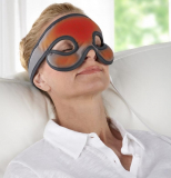 The Sinus Pressure Relieving Heated Face Mask
