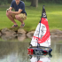 The Only Cycle With Inflatable Paddleboard