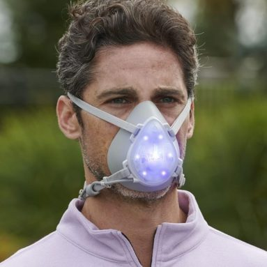 The Only UV Sterilizing Mask