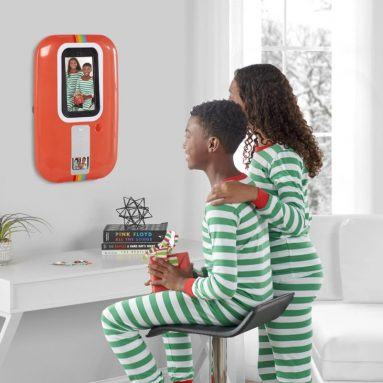 The At Home Instant Printing Photo Booth