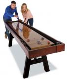 The 9′ Wooden Shuffleboard Table