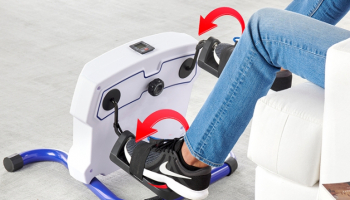 The Lateral Motion Hip And Knees Exerciser