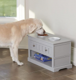 The Height Adjustable Pet Feeder