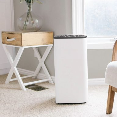 The Virus Destroying Filterless Air Purifier