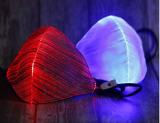 Color Change Lights LED Light up Face Mask