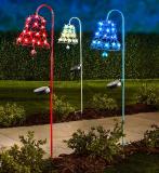 The Patriotic Solar Twinkling Lights