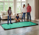 The World's Largest Putting Pool Table