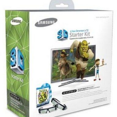 Samsung Shrek 3D Starter Kit