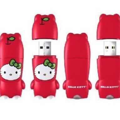 Hello Kitty x mimobot USB Memory