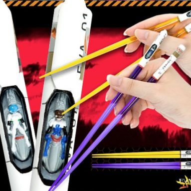Evangelion Entry Plug Chopsticks