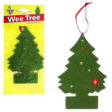 Wee Tree LED Car Air Freshener
