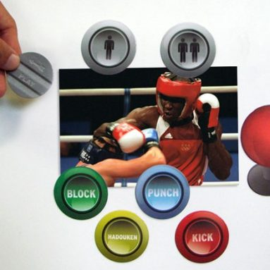 Arcade Magnets