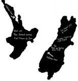New Zealand Blackboard