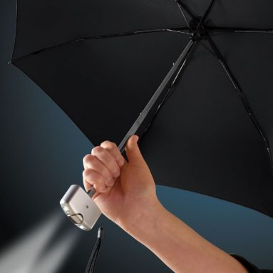Flashlight Umbrella