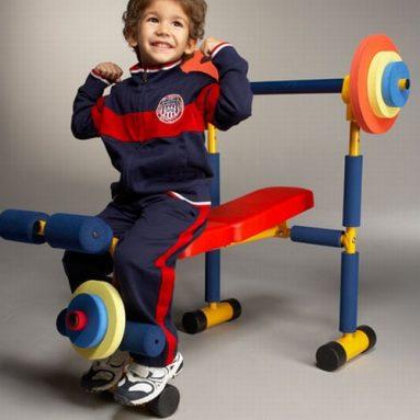 Fitness Exercise Equipment for Kids