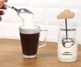 Cookut Clouduccino Glass Milk Frother