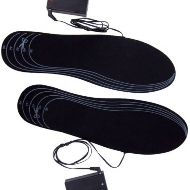 Shoes warm insole