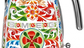 Dolce and Gabbana x Smeg Electric Kettle