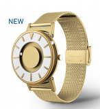 EONE The Bradley Watch Yellow Gold Mesh Bracelet