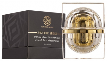 Forever Flawless Diamond Infused 24K Gold Cream