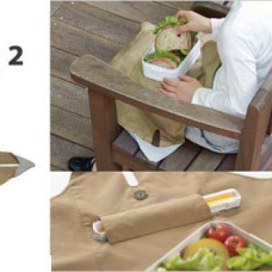 A modern Japanese-style eco bag
