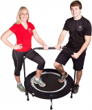 Indoor Exercise Mini Trampoline