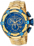 Invicta Men's 'Bolt' Swiss Quartz Stainless Steel Casual Watch