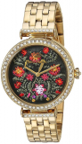 Juicy Couture Women's 'J' Quartz Stainless Steel Casual Watch