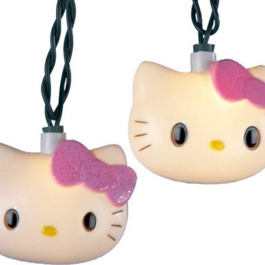 Hello Kitty Light Set