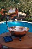 Cascade Solar Fountain