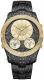 Luxury Men's Jet Setter III 1.18 Carat Diamond Wrist Watch