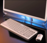 Sliding Screen All-in-One PC with LED Technology