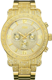 Men's Lynx Multi Function Diamond Watch