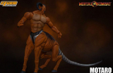 Motaro Mortal Kombat, Storm Collectibles 1:12 Action Figure
