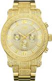 Multi Function Diamond Watch
