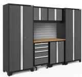 NewAge Products Bold 3.0 Gray 7 Piece Set