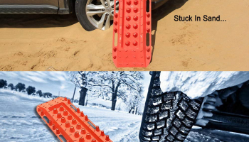 Offroad Upgraded Tire Traction