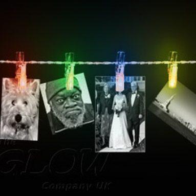 LED PEG STRING LIGHTS