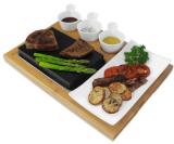 Premium Lava Hot Stone Cooking Platter