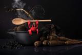 RED Crab Spoon Holder & Steam Releaser